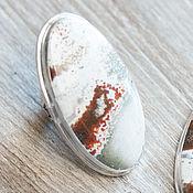 Украшения handmade. Livemaster - original item Jasper (ring) (816). Handmade.