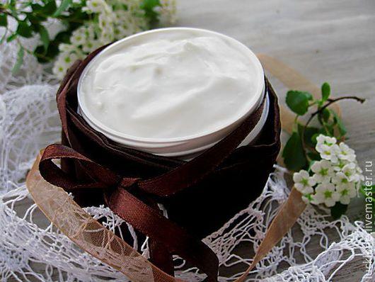 """Крем, гель, сыворотка ручной работы. Ярмарка Мастеров - ручная работа. Купить Крем для рук и тела увлажняющий  """"Сoconut paradise"""". Handmade."""