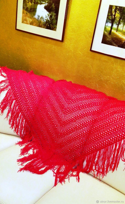 Красная шаль, Шали, Чебоксары,  Фото №1