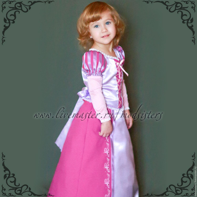 Baby dress 'tangled' Art.-457, Carnival costumes for children, Nizhny Novgorod,  Фото №1
