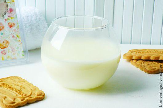 Пена, молочко для ванны ручной работы. Ярмарка Мастеров - ручная работа. Купить Печенье - молочная ванна. Handmade. Лимонный