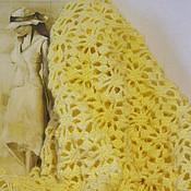 Аксессуары handmade. Livemaster - original item Shawl crochet. Handmade.