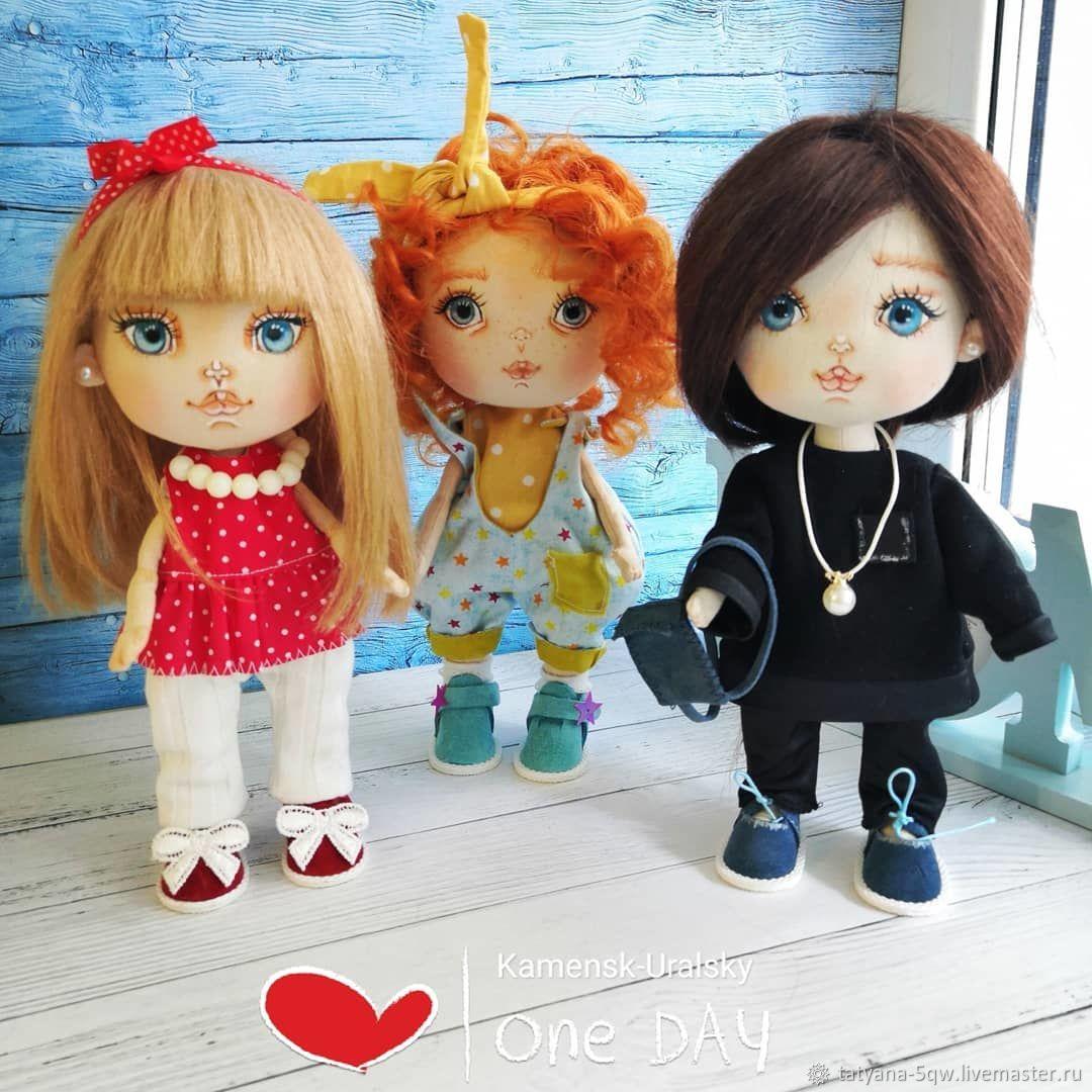 текстильная кукла на заказ, Портретная кукла, Каменск-Уральский,  Фото №1