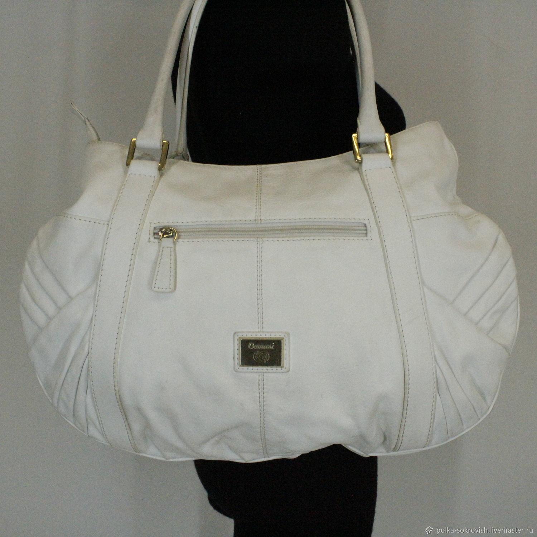 27d9632a919b Полка · Винтажные сумки и кошельки. Заказать Винтаж: Сумка кожаная Domani,  80-е.