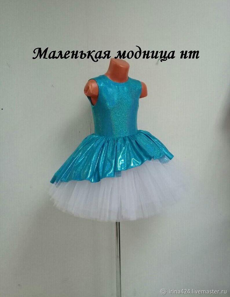 Shimmering turquoise dress, Dresses, Nizhnij Tagil,  Фото №1