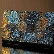 """Сумки и аксессуары ручной работы. Ярмарка Мастеров - ручная работа Клатч """"Ван Гог"""". Handmade."""