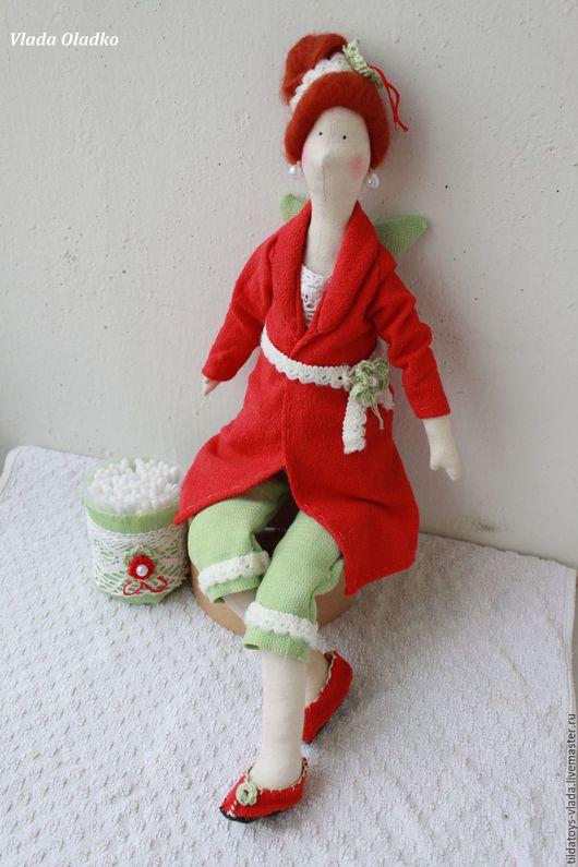Анхела - банная фея,хранительница ватных палочек