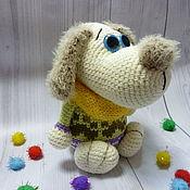 Материалы для творчества handmade. Livemaster - original item Doggie sweater. Handmade.