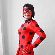 Одежда handmade. Livemaster - original item Lady Bug. Scenic suit/Cosplay/Carnival costume. Handmade.