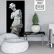Картины и панно handmade. Livemaster - original item Picture: Silver Venus. Handmade.