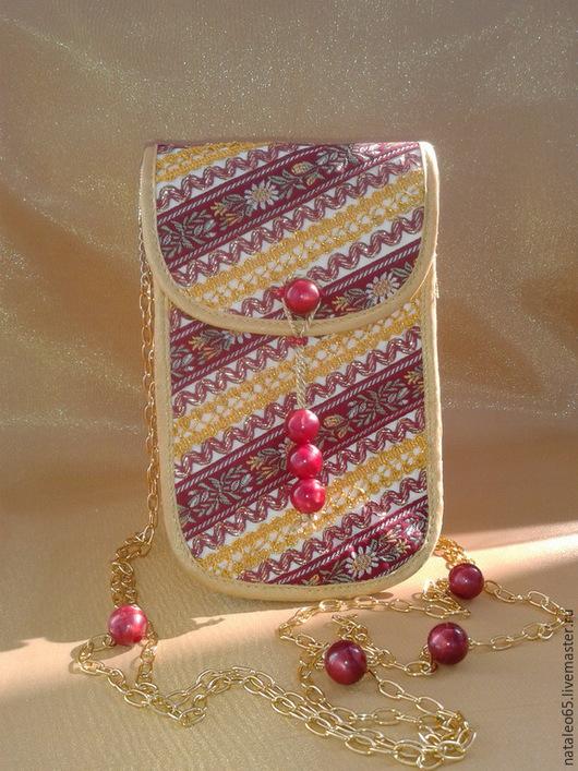 Женские сумки ручной работы. Ярмарка Мастеров - ручная работа. Купить Сумочка. Handmade. Разноцветный, сумочка вечерняя, бусины для украшений