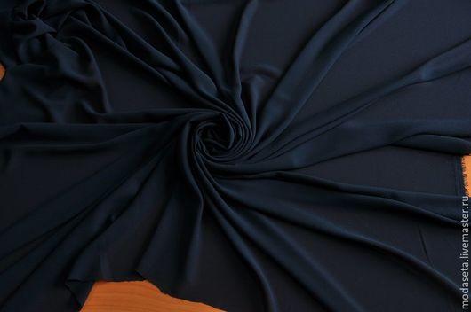 Шитье ручной работы. Ярмарка Мастеров - ручная работа. Купить Шифон однотонный синтетический, Италия. Handmade. Материалы для творчества
