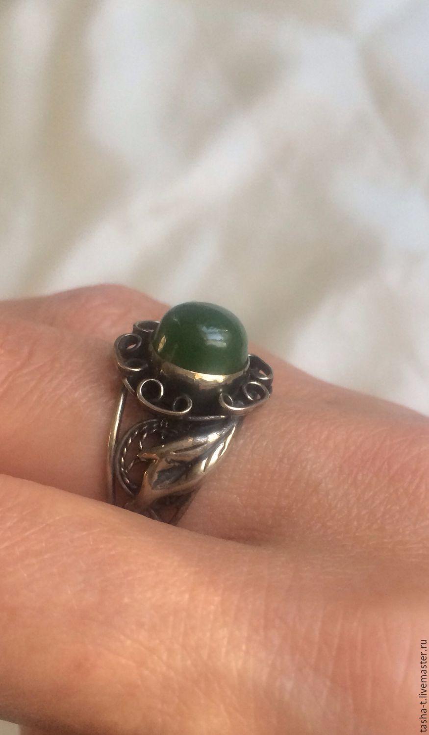 серебряное кольцо с эмалью купить