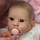 Куклы-младенцы и reborn ручной работы. Заказать Малышка Любушка-2. Катерина Осипова-Коняева (eka23207745). Ярмарка Мастеров. Пикси