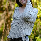 Одежда handmade. Livemaster - original item Perenne Jumper. Handmade.
