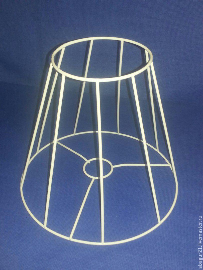Как своими руками сделать каркас для настольной лампы