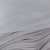 Материалы для творчества ручной работы. Ярмарка Мастеров - ручная работа Фатин еврофатин (шир. 3м) (ед52). Handmade.