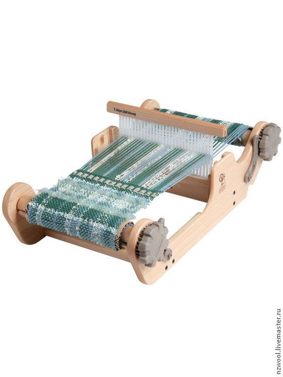 Ткацкий станок для образцов и шарфиков 25 см, Инструменты, Крайстчерч, Фото №1