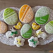 Сувениры и подарки handmade. Livemaster - original item Easter cakes.. Handmade.