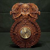 Для дома и интерьера handmade. Livemaster - original item Watch classic: The Mayan calendar. Handmade.