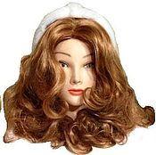 """Украшения ручной работы. Ярмарка Мастеров - ручная работа Меховой ободок """"Мила"""" для волос. Handmade."""