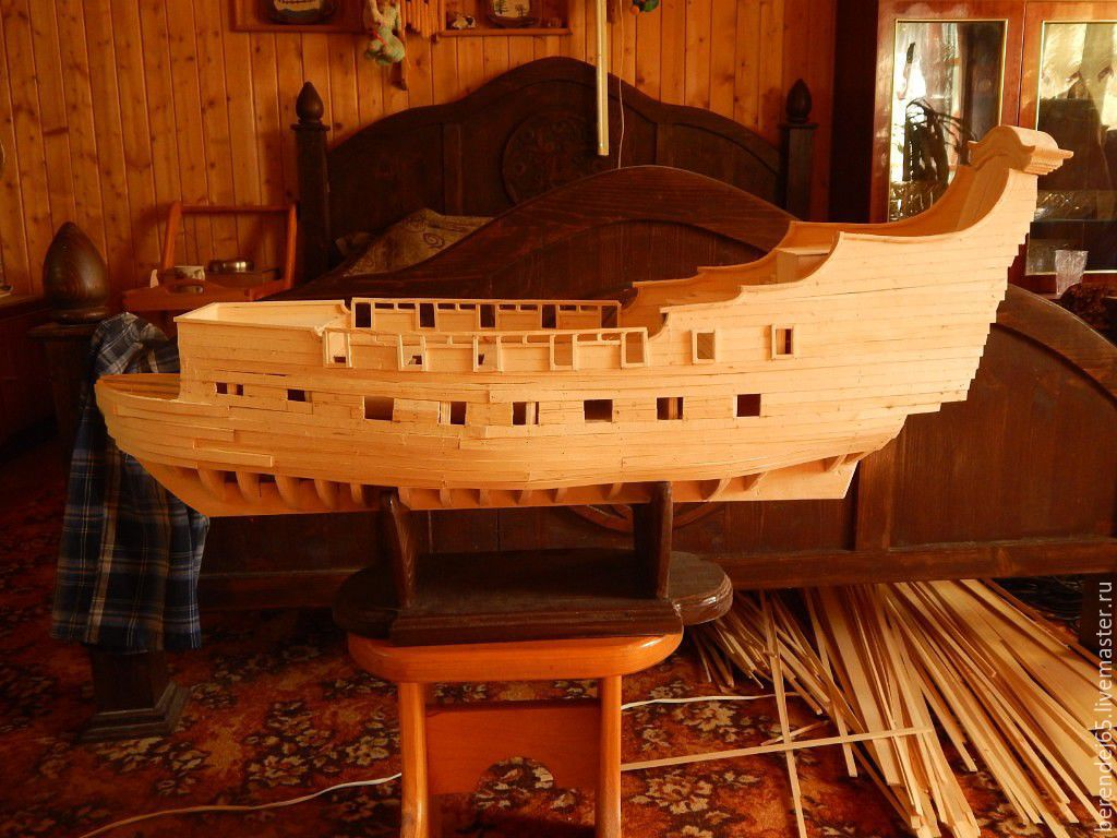 Деревянные корабли своими руками от а до я 118
