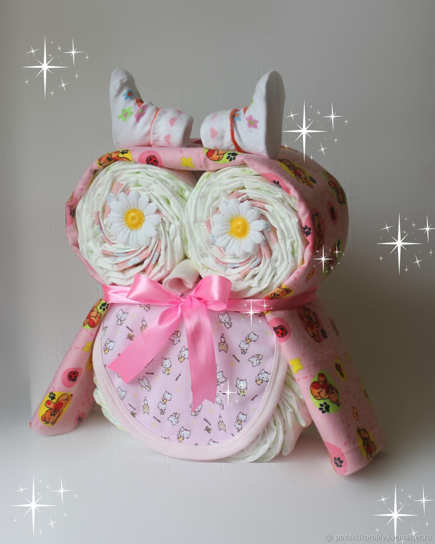 Подарок на рождение малыша: красивые идеи Домашний способ 22