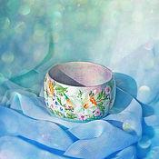 Украшения ручной работы. Ярмарка Мастеров - ручная работа Весенний браслет. Handmade.