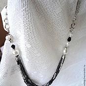 Украшения ручной работы. Ярмарка Мастеров - ручная работа Ожерелья на каждый день. Handmade.