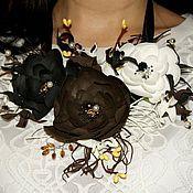 """Украшения ручной работы. Ярмарка Мастеров - ручная работа Колье """"Sweet spring"""". Handmade."""