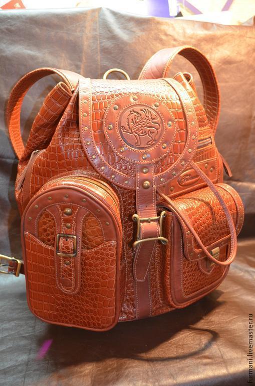 """Рюкзаки ручной работы. Ярмарка Мастеров - ручная работа. Купить Рюкзак """"АССИМЕТРИЯ - 2"""". Handmade. Абстрактный, рюкзак ручной работы"""