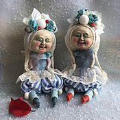 Куклы и игрушки ручной работы. Ярмарка Мастеров - ручная работа Хохотушки. Handmade.