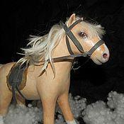 Для дома и интерьера ручной работы. Ярмарка Мастеров - ручная работа Авторская лошадка. Handmade.
