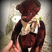 Куклы и игрушки ручной работы. Ярмарка Мастеров - ручная работа Secret Love...мишка-тедди.... Handmade.