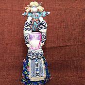Кукла-оберег ручной работы. Ярмарка Мастеров - ручная работа Славянская кукла Сокол. Handmade.