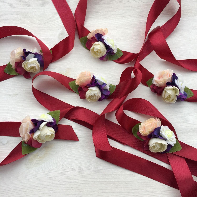Браслет на руку подружкам невесты, Браслеты, Москва, Фото №1