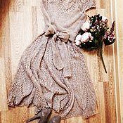 """Одежда ручной работы. Ярмарка Мастеров - ручная работа Платье """" Винтажное"""". Handmade."""