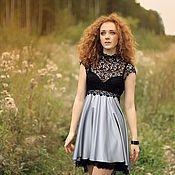 Одежда ручной работы. Ярмарка Мастеров - ручная работа Коктейльное платье. Handmade.