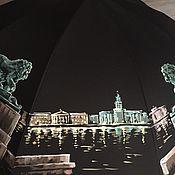 Аксессуары ручной работы. Ярмарка Мастеров - ручная работа Петербург. Львы на набережной. Handmade.