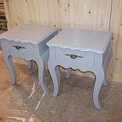 Для дома и интерьера ручной работы. Ярмарка Мастеров - ручная работа тумбочка прикроватная-кантри,прованс. Handmade.