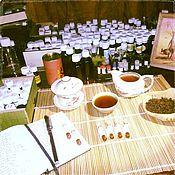 """Косметика ручной работы. Ярмарка Мастеров - ручная работа """"Tea ceremony"""" - коллекция ароматов.. Handmade."""