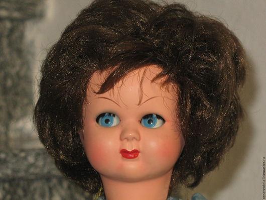 Винтажные куклы и игрушки. Ярмарка Мастеров - ручная работа. Купить винтажная итальянская кукла. Handmade. Разноцветный