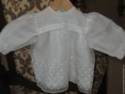 Винтажные предметы интерьера. Ярмарка Мастеров - ручная работа. Купить винтажная одежда для куклы. Handmade. Белый, baby born