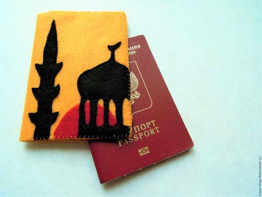 Обложка для паспорта `Сказки Востока`