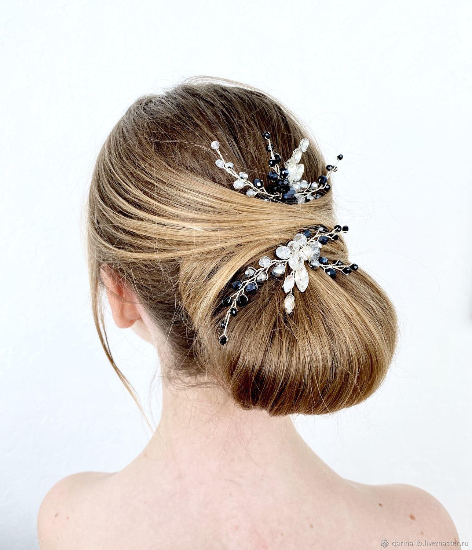 Украшение для волос  «Вероника», Украшения в прическу, Москва,  Фото №1