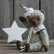 Куклы и игрушки ручной работы. Ярмарка Мастеров - ручная работа Тедди мишка Грета. Handmade.