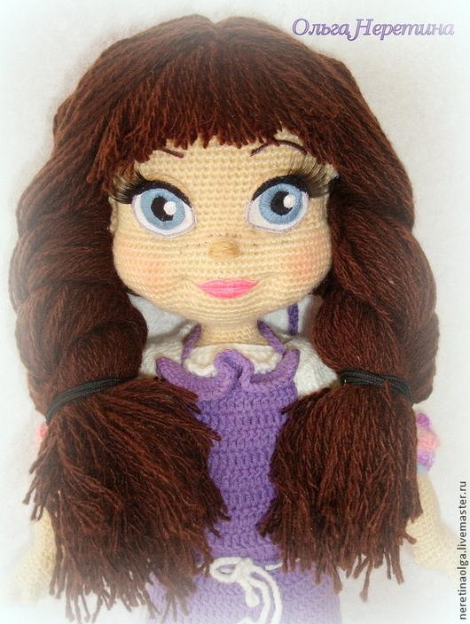 Мастер класс по вязанию для кукол схемы