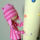 Коллекционные куклы ручной работы. Агнес ,Эдит и Марго. Елена (DollyPolly). Ярмарка Мастеров. Куклы ручной работы, герои мультфильмов