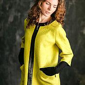 """Одежда ручной работы. Ярмарка Мастеров - ручная работа Пальто """"Лили"""". Handmade."""