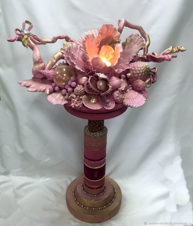 Розовый букет, Подсвечники, Геленджик,  Фото №1